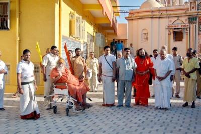Shankaracharyaji's  visit 10-12-2011 (30).jpg